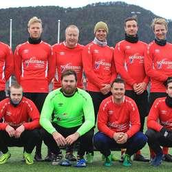Beste bedrift og 2. plass i den blanda klassen: Aarvik (Foto: KVB)
