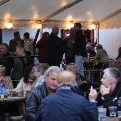 Osøren Blues og Jazzfestival fredag (Foto: Kari Marie Austevoll Lyssand)