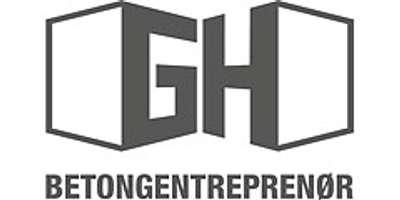 GH Betongentreprenør AS logo