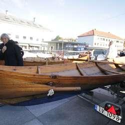 Gokstadfæringen (890 e. Kr.). (Foto: Kjetil Vasby Bruarøy)