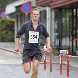 3. plass: Trygve Berentzen, 26,23. (Foto: KVB)