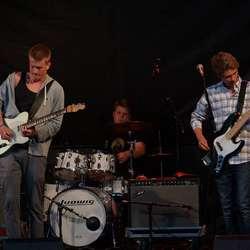 Magnus Berg Bluesband (Foto: Henrik Mjelva)