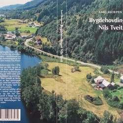 Omslaget på boka som kjem for sal siste veka i oktober.