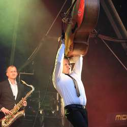 Heine Totland's Rock & Roll Circus. (Foto: KVB)