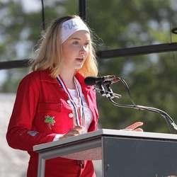 Jenny Lundervik Sælen. (Foto: KVB)