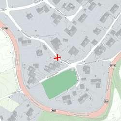 Kolabakkane er i dag stengt. (Kart: Os kommune)
