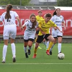 Fløysand vs Mjånes. (Foto: KVB)