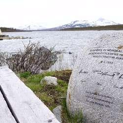 Turen har gått innom både Finland og Sverige.