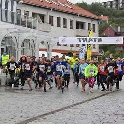 Barneløpet 10-12 år. (Foto: Kjetil Vasby Bruarøy)