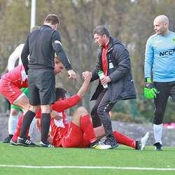 Trenar Frank Haugland fekk Zilinskas på beina att. (Foto: KOG)