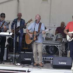 Johny Olsen Band. (Foto: KVB)