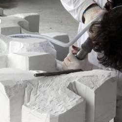 Os Internasjonale skulptursymposium 2013 (Foto: Kari Marie Austevoll Lyssand)