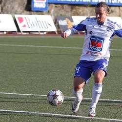 Med seg i Napracoach har Aleksander PT-en Martin Eidsvik.  (Foto: KVB)