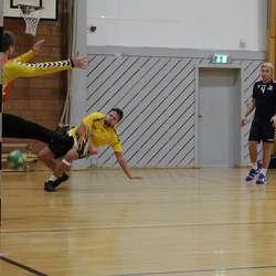 Spelande trenar Alexander skåra 5 mål i går. (Foto: KOG)