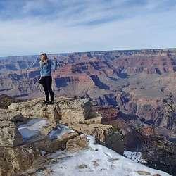Grand Canyon. (Privat foto)