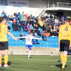 2-0 ved Westrheim. (Foto: KVB)