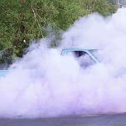 Burning med 10 bilar blir det også i år (foto: KVB)