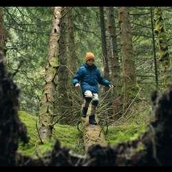 – Då dei ba om magisk skog var eg ikkje i tvil om kor vi skulle gå. (Skjermskot frå video)
