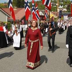 Søviknes, Axelsen og Lyssand i tet. (Foto: Anders Fløysand)