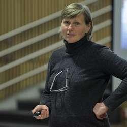 Plansjef Tina Sinclair. (Foto: KVB)