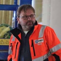 Prosjektsjef hos Stoltz, Harald Sundnes. (Foto: KVB)