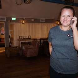 – Vi hadde dekka til 28. Det måtte vekk, seier Anita Totland. (Foto: KVB)