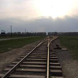 Auschwitz-Birkenau (privat foto)
