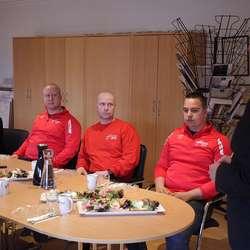 Søviknes fortalte om sertifiseringa og status i Os. (Foto: Kjetil Vasby Bruarøy)