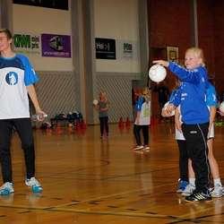 Handballskule haustferien 2014 (foto: AH)