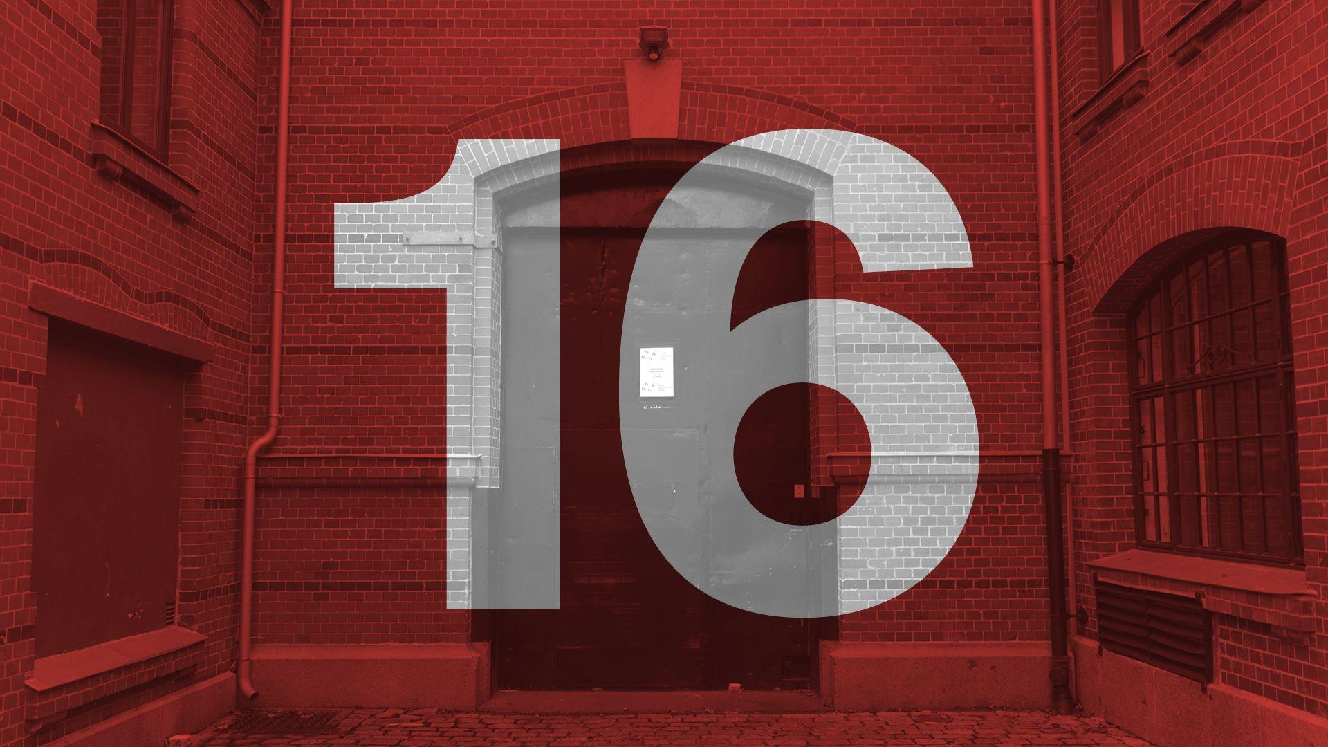 Luke nummer 16