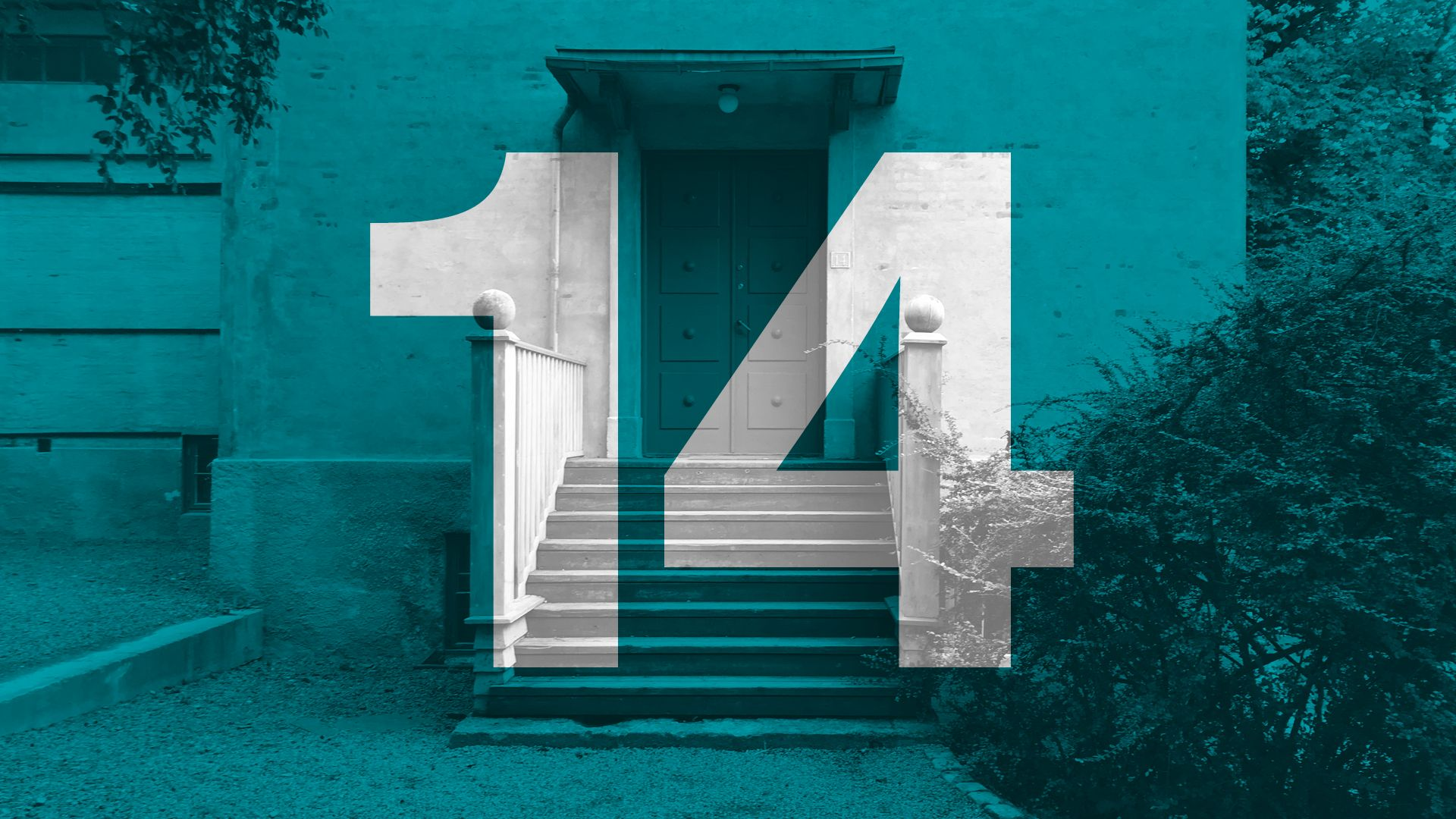 Door number 14