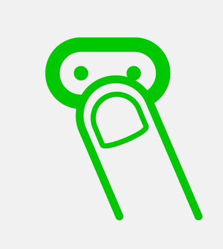 新版 micro:bit 具有电容式触摸传感器