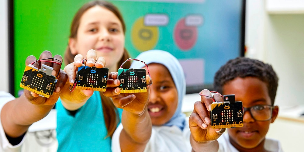 Micro:bit Educational Foundation