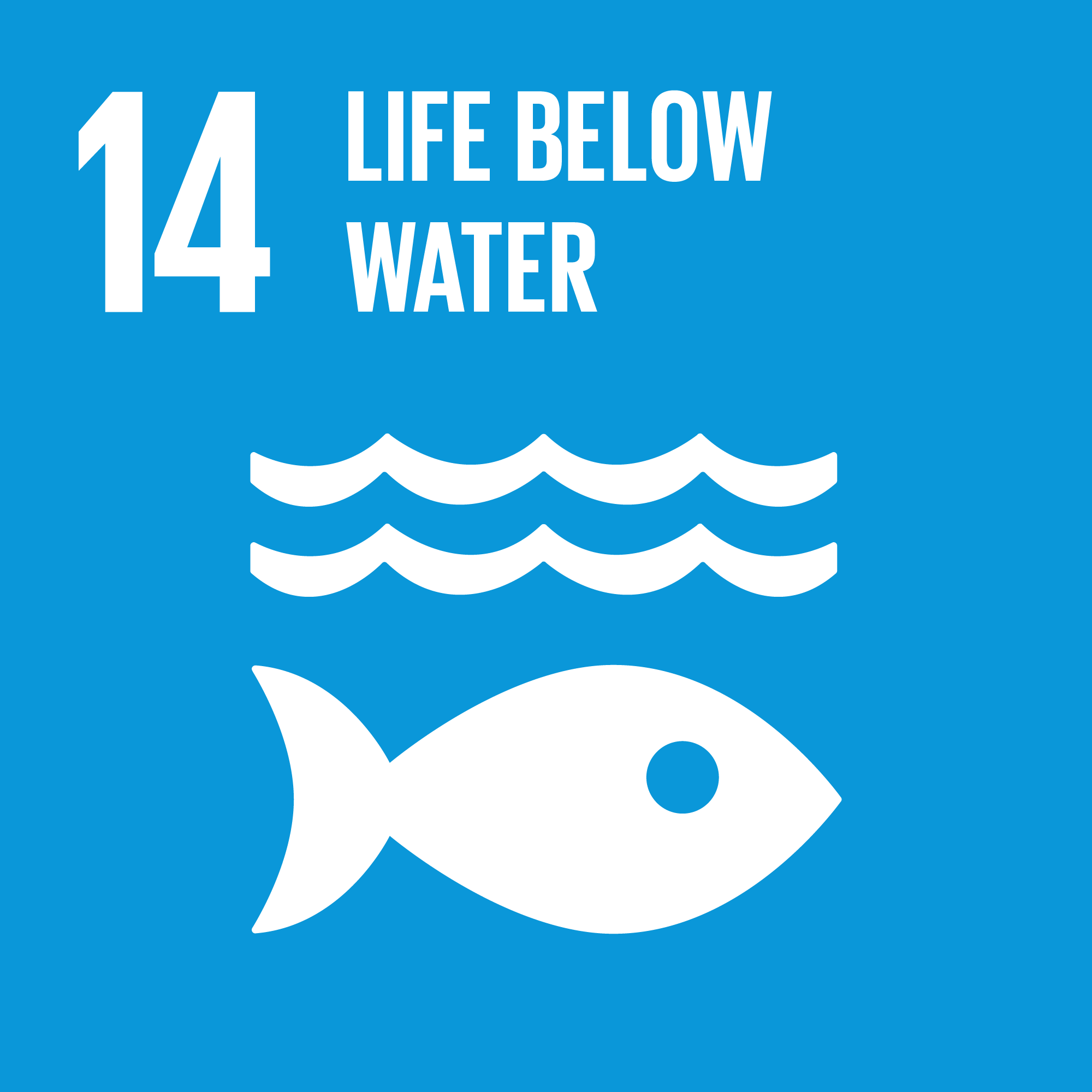 Global Goal 14 Life below water