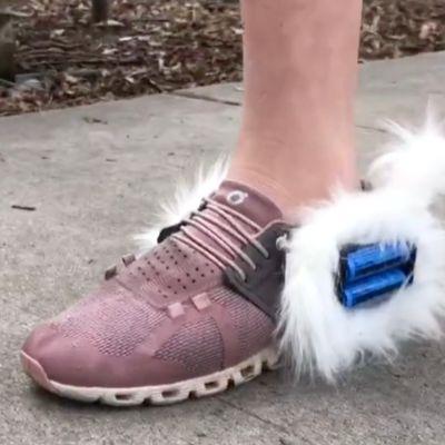 The 'Hermes' shoe