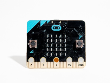photo of micro:bit board