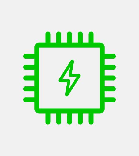 新的 micro:bit 備有更強大的運算能力