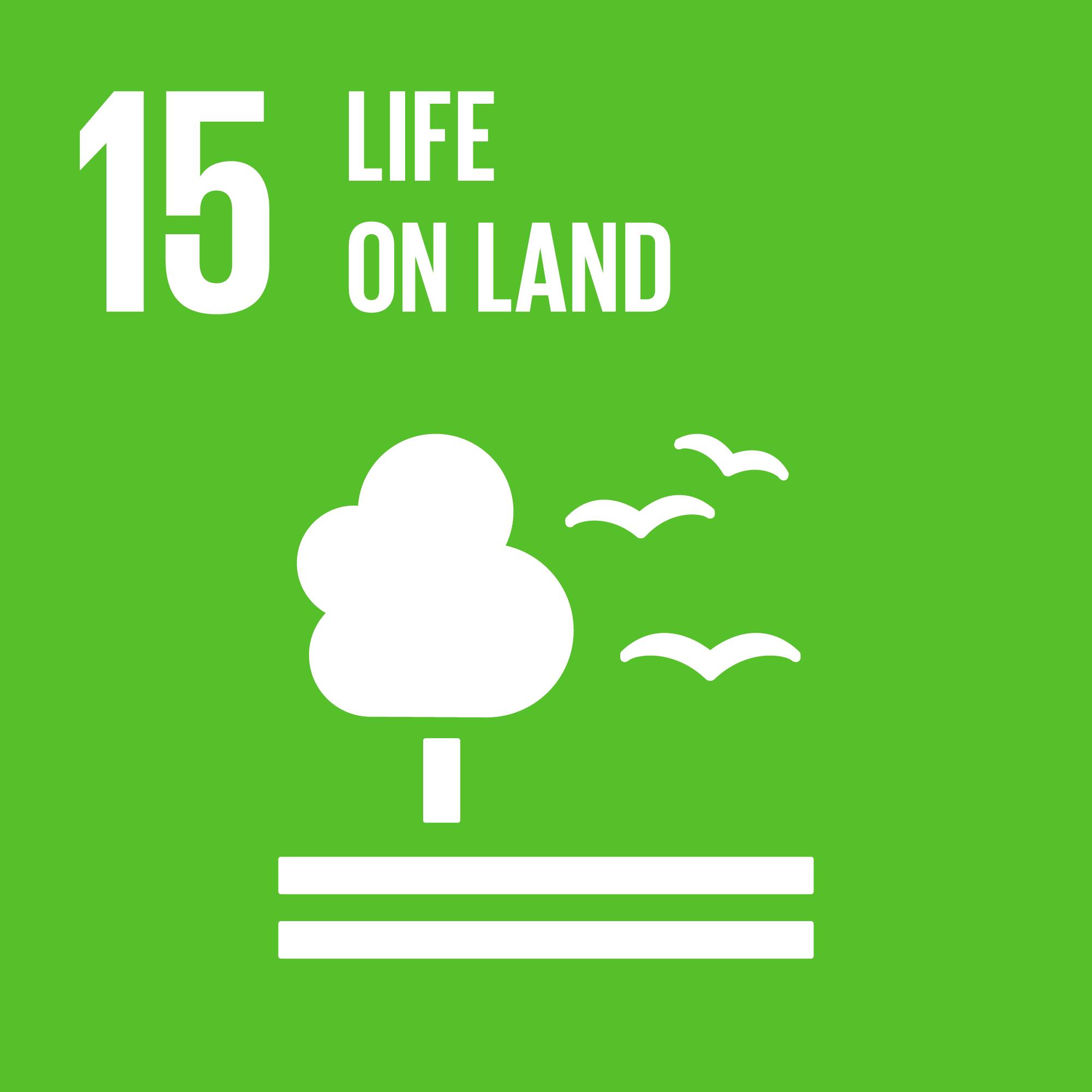 Global Goal 14 Life on land