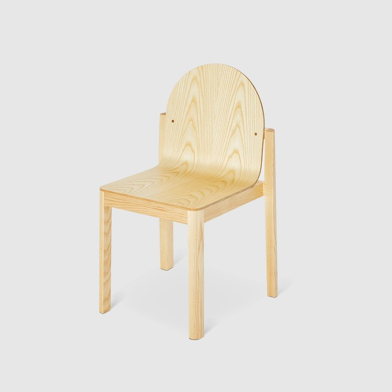 Cleo Chair Natural Ash