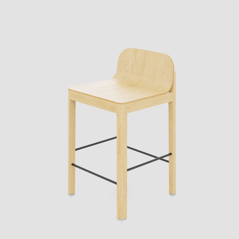 Cleo Counter Stool Natural