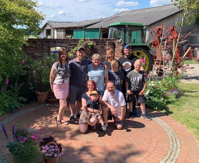 Familie Hubert