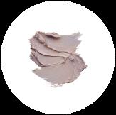 A glossy clay