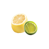 A fruit bowl of zingy lemons and limes