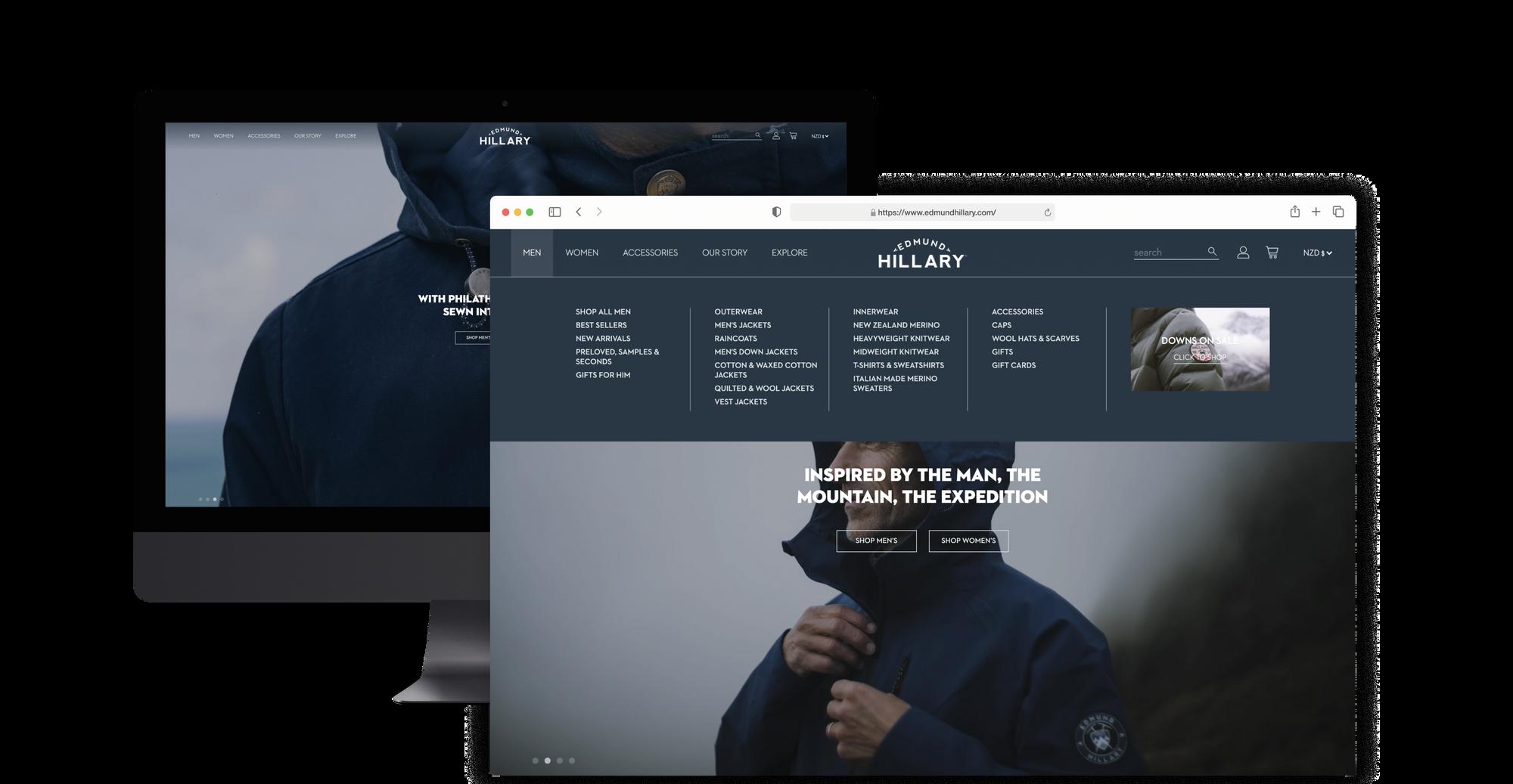 Edmund Hillary - digital marketing