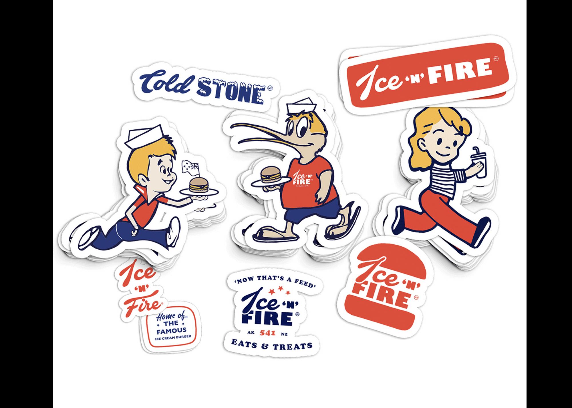 Ice & Fire - digital marketing
