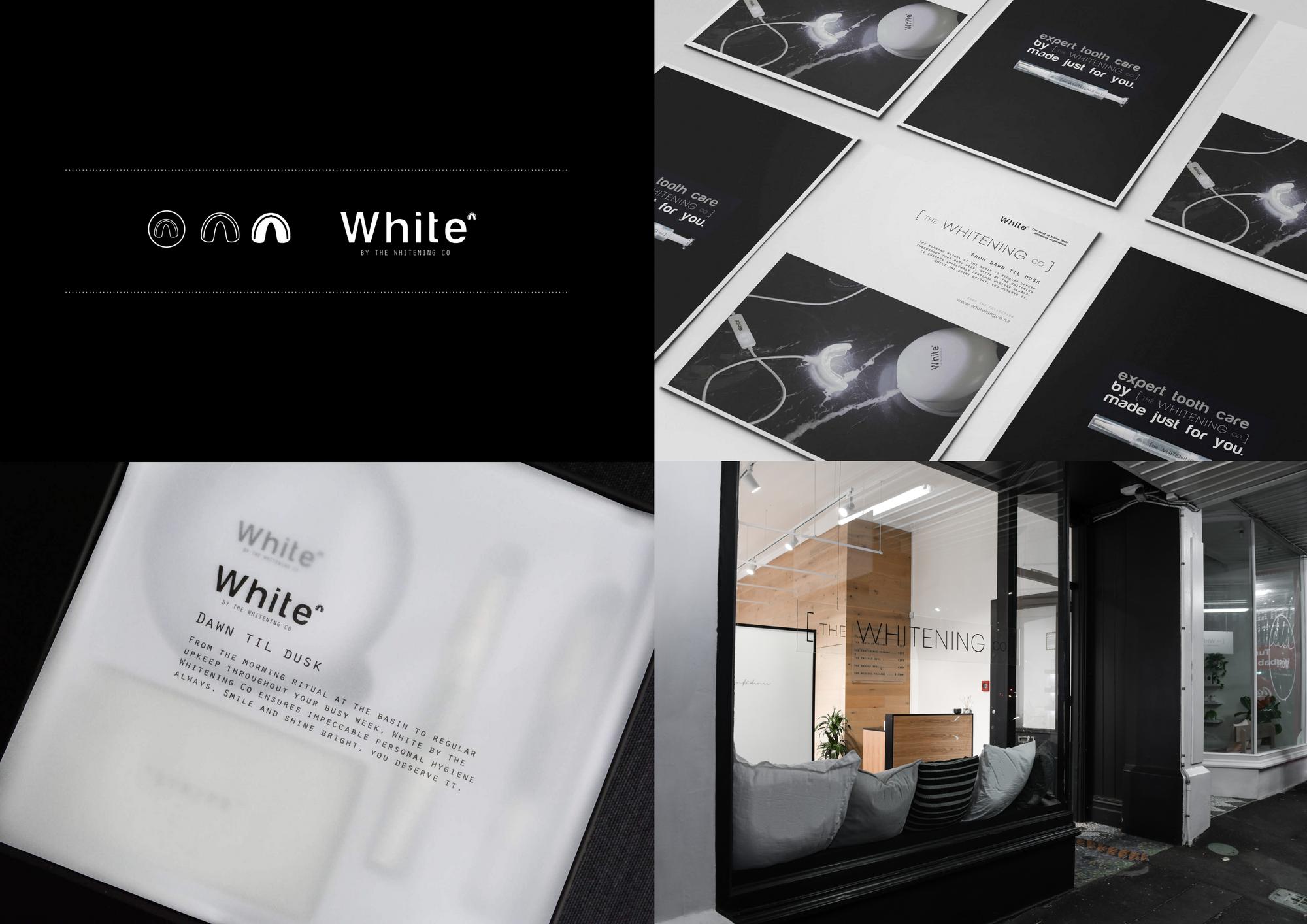 The Whitening Co - digital marketing