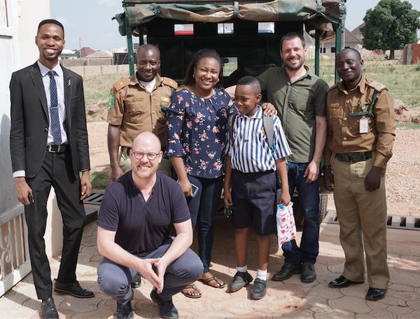 Prison Visit Kaduna Dream Again.