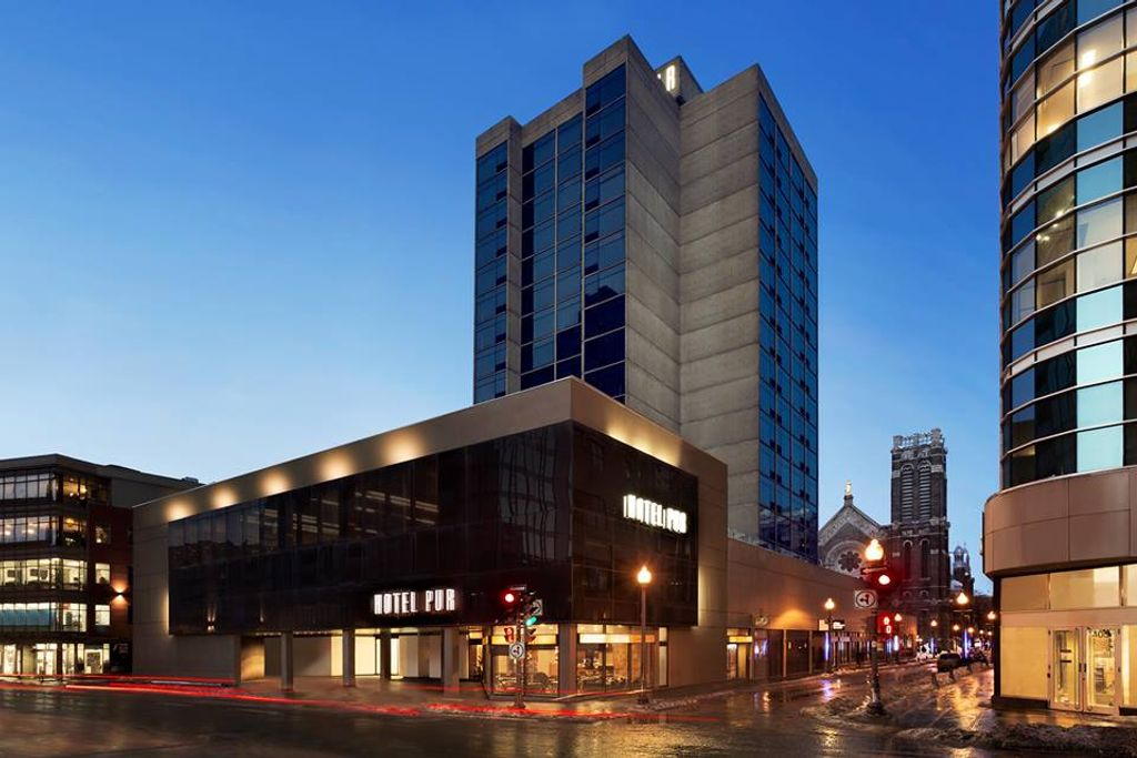 L'Hôtel PUR pour un séjour stylé et confortable!