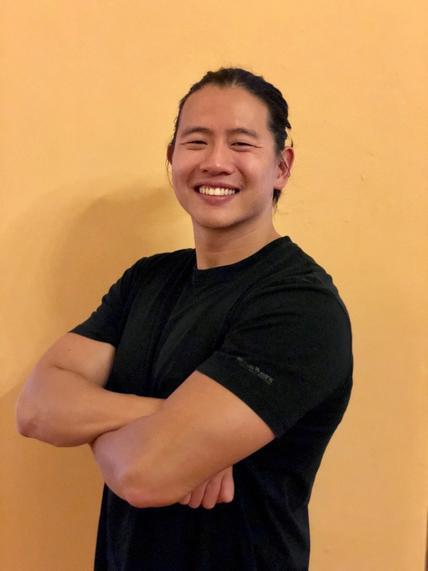 Portrait de Dr Alexandre Jiang