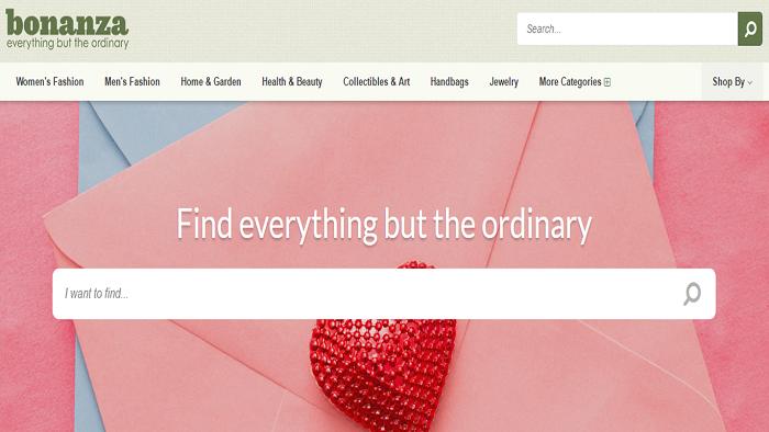 bonaza homepage